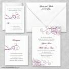 Ballroom Nb Wedding Invitation And Rsvp