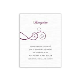 Ballroom Nb Additional Insert Card White Back