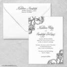 Amsterdam Nb Wedding Invitation With Envelope