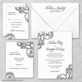 Amsterdam Nb Wedding Invitation And Rsvp