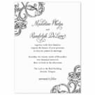 Amsterdam Nb Wedding Invitation