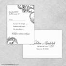 Amsterdam Nb Rsvp Card And Envelope
