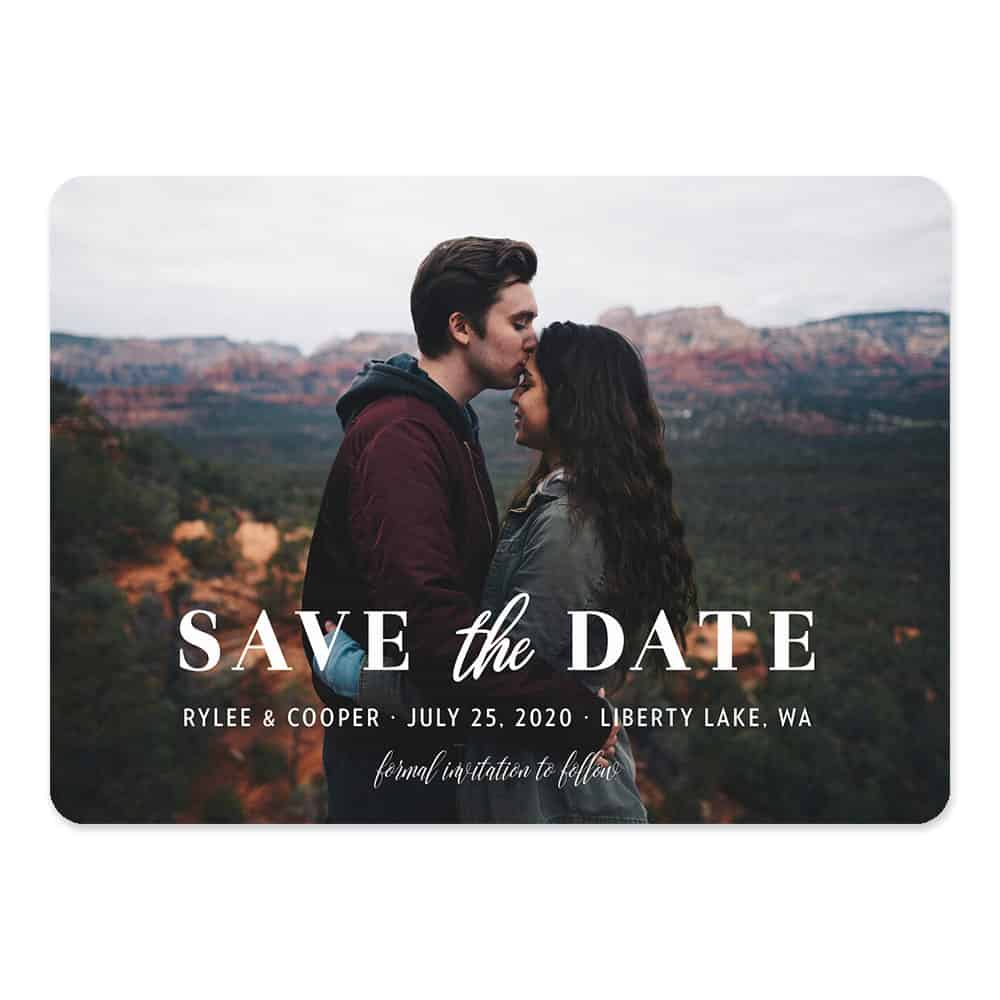 Sincerely Yours Nb Save The Date