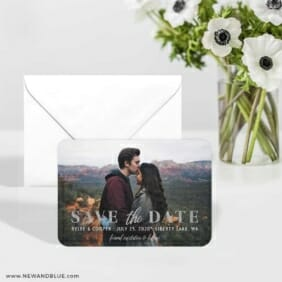 Sincerely Yours Nb 6 Wedding Save The Date Magnets