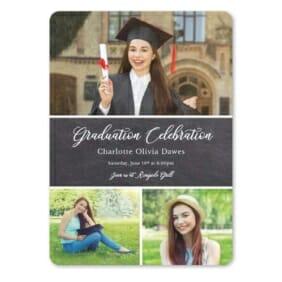 Union Square Graduation NB Save The Date