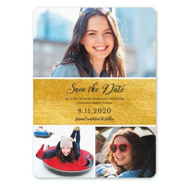 Union Square Bat Mitzvah NB Save The Date