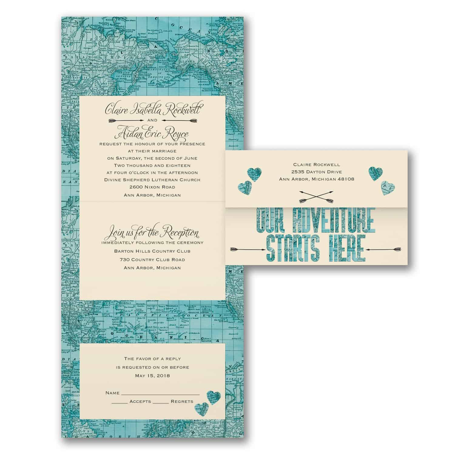 When Should Wedding Invites Be Sent: All In One Wedding Invitations