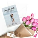 Endless Love NB Save The Date Cards With Envelope