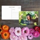 Bellevue Graduation NB Save The Date Postcard With Back Etsy