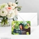 Bellevue Graduation NB Save The Date Card With Envelope