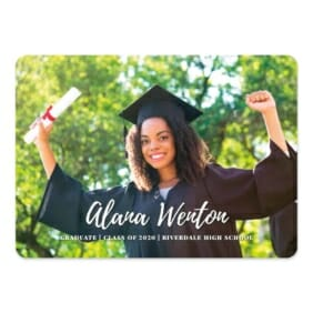 Bellevue Graduation NB Save The Date