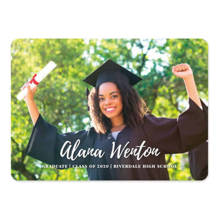Bellevue Graduation NB Save The Date