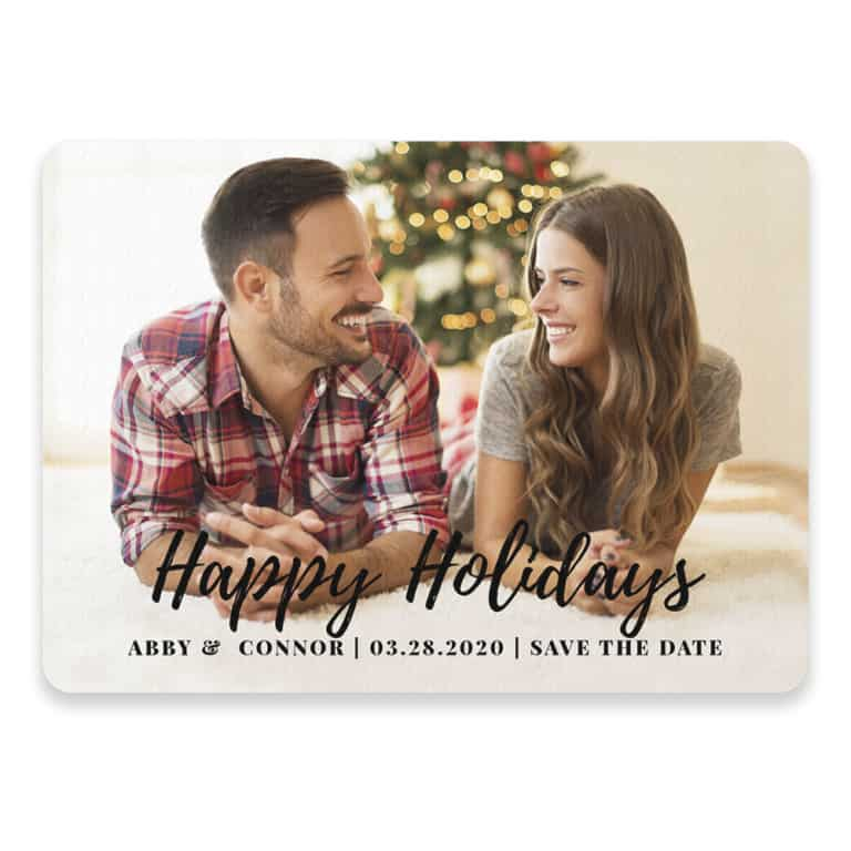 Bellevue Holiday Save The Date