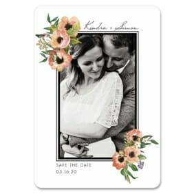 Bloom Nb 1 Save The Date Magnets