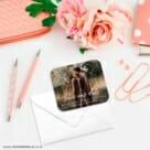 Scripted Romance 4 Petite Size Magnet