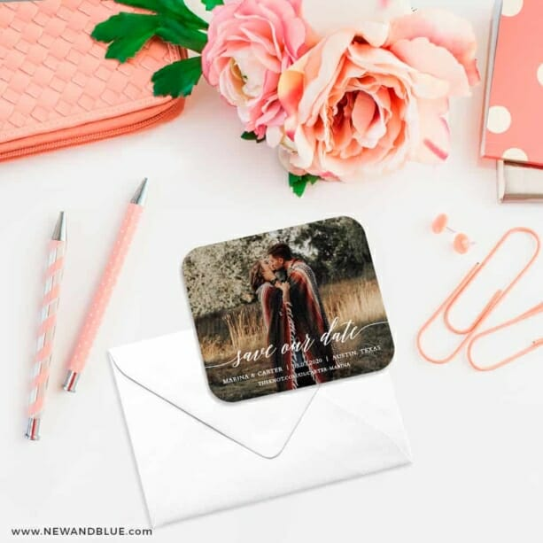 Scripted Romance 4 Petite Size Magnet