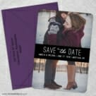 Montauk Nb 5 Save The Date With Optional Color Envelope