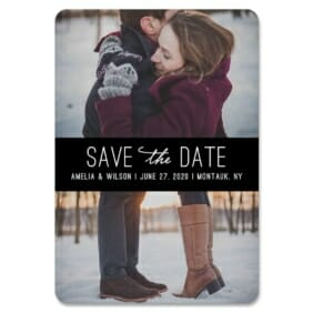 Montauk Nb 1 Save The Date Magnets
