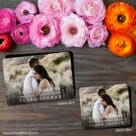 Only You Nb 1 2 Save The Date Magnet Classic And Petite Size