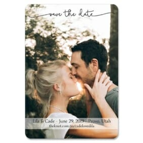 Twirl Nb 1 1 Save The Date Magnets