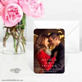 Look Of Love 6 Wedding Save The Date Magnets