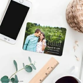 Charming Calendar Nb1 7 Wedding Save The Date Magnets