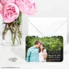 Charming Calendar Nb1 6 Wedding Save The Date Magnets