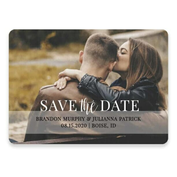 Lasting Love Save The Date