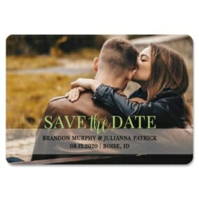 Lasting Love 1 Save The Date Magnets
