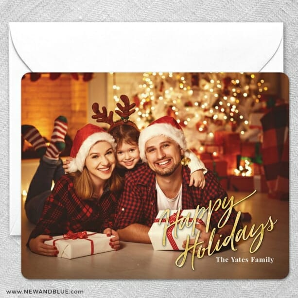 Twinkle Nb2 Grande Size Save The Date Magnet