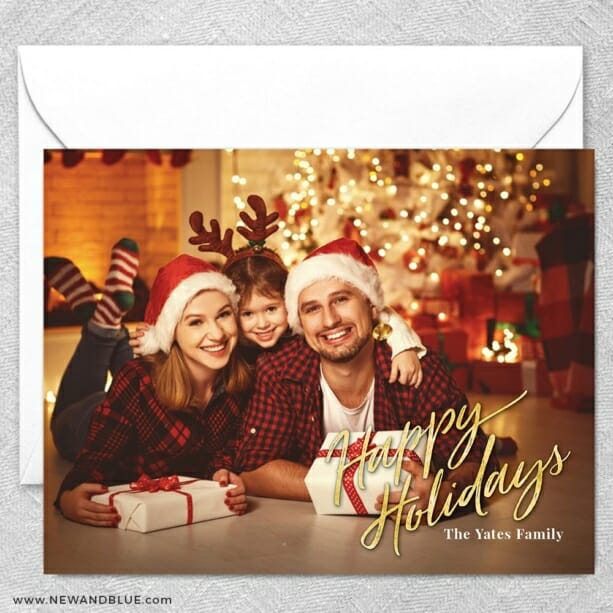 Twinkle2 Grande Size Save The Date Magnet
