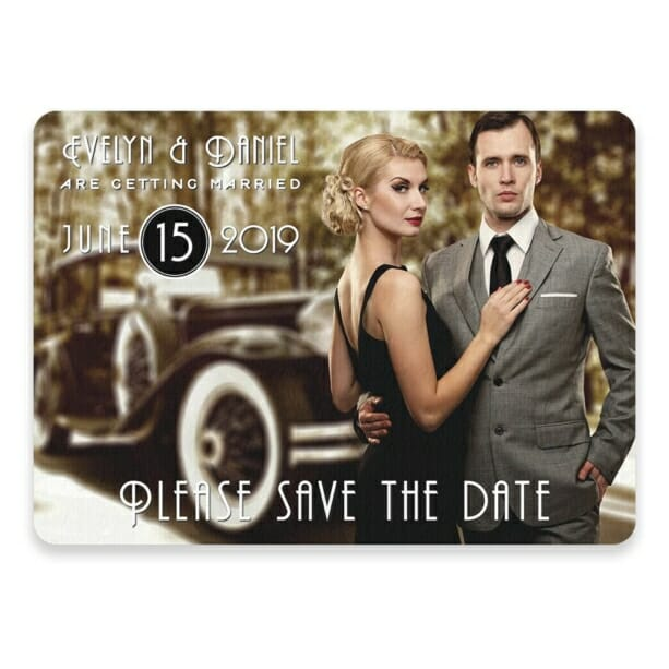 Rockefeller Save The Date