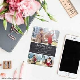 Union Square Wedding 7 Wedding Save The Date Magnets