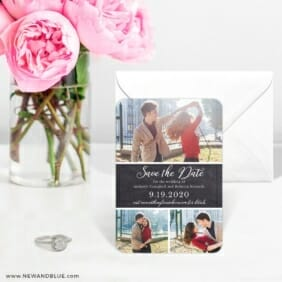 Union Square Wedding 6 Wedding Save The Date Magnets