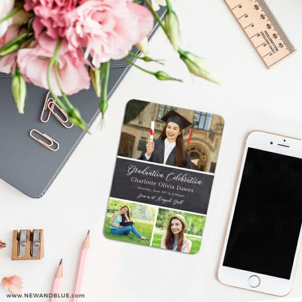 Union Square Graduation 7 Wedding Save The Date Magnets