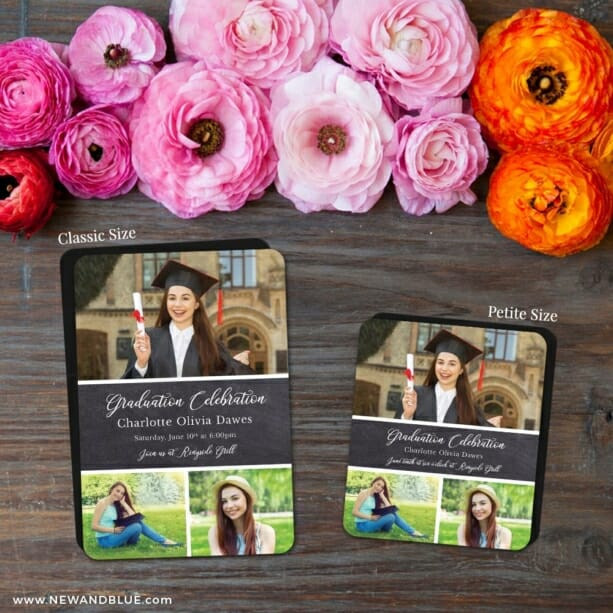 Union Square Graduation 2 Save The Date Magnet Classic And Petite Size