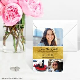 Union Square Bat Mitzvah 6 Wedding Save The Date Magnets