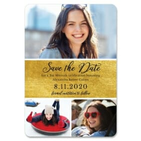 Union Square Bat Mitzvah 1 Save The Date Magnets