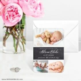 Union Square Baby 6 Wedding Save The Date Magnets
