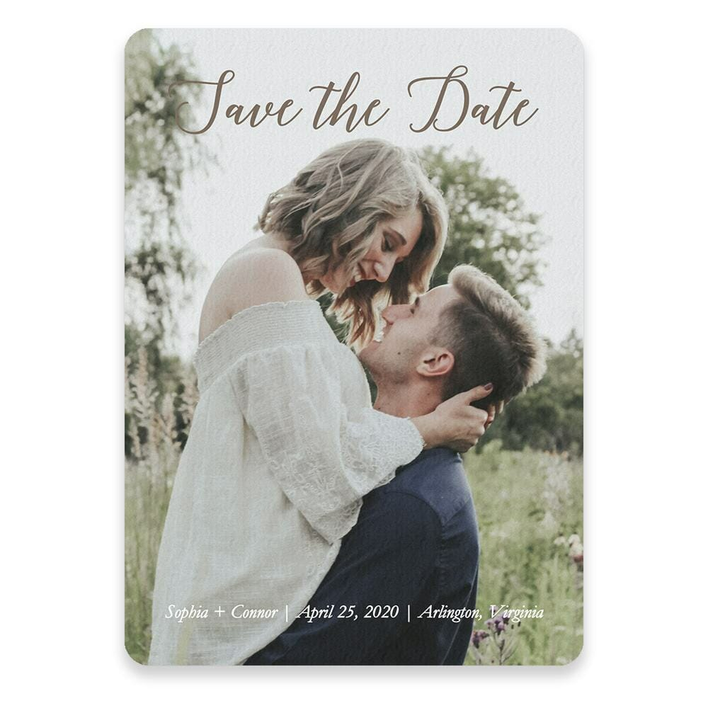 Someone Like You Save The Date