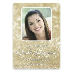 Mariana Save The Date Postcards