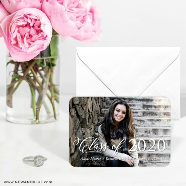 Head Of The Class 6 Wedding Save The Date Magnets
