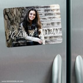 Head Of The Class 3 Refrigerator Save The Date Magnets