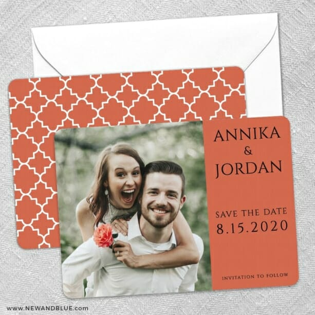 Dreams Nb Save The Date Wedding Card