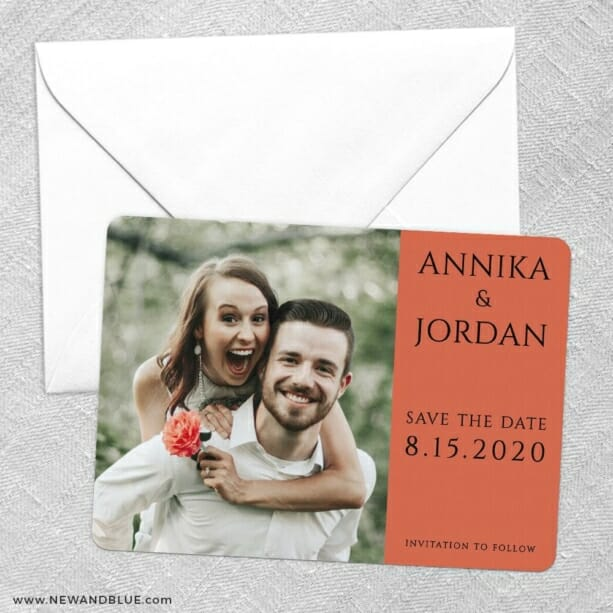 Dreams Nb Save The Date Party Card