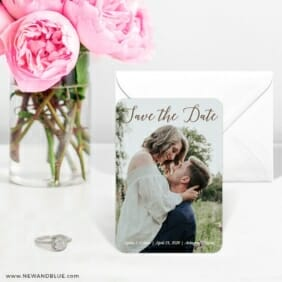 Someone Like You 6 Wedding Save The Date Magnets