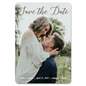 Someone Like You 1 Save The Date Magnets