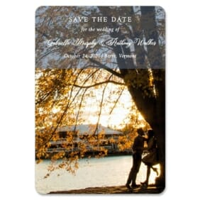 Devoted To You 1 Save The Date Magnets
