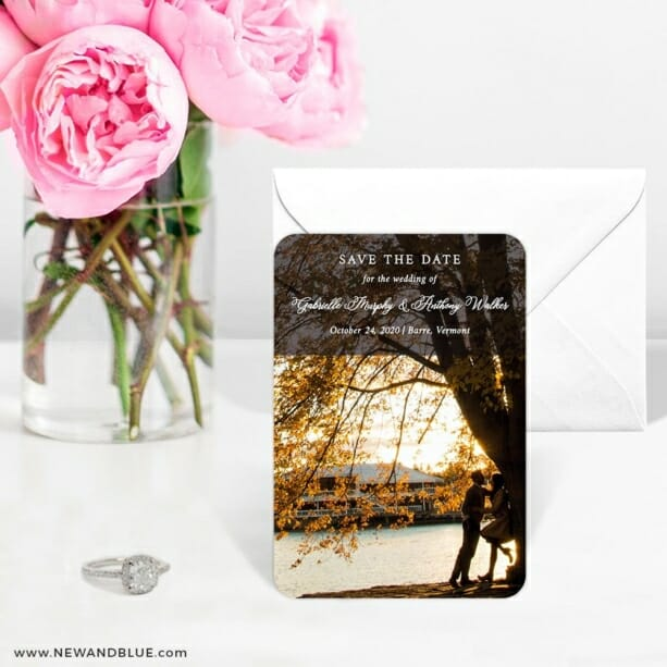 Devoted To You 6 Wedding Save The Date Magnets