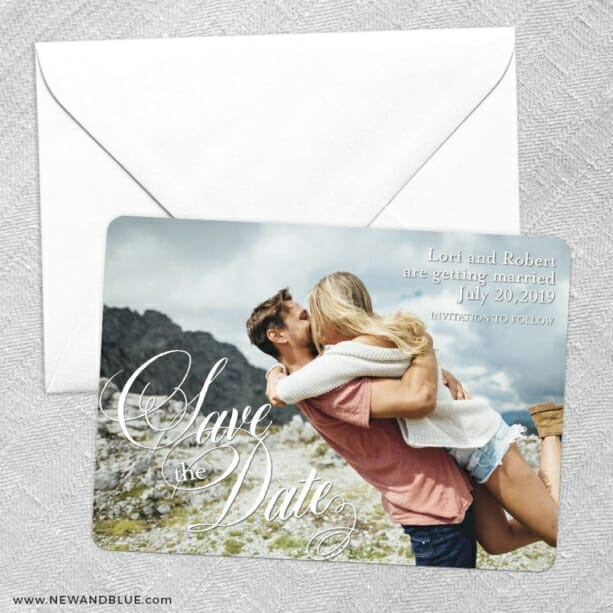 Dublin Nb Save The Date Party Card
